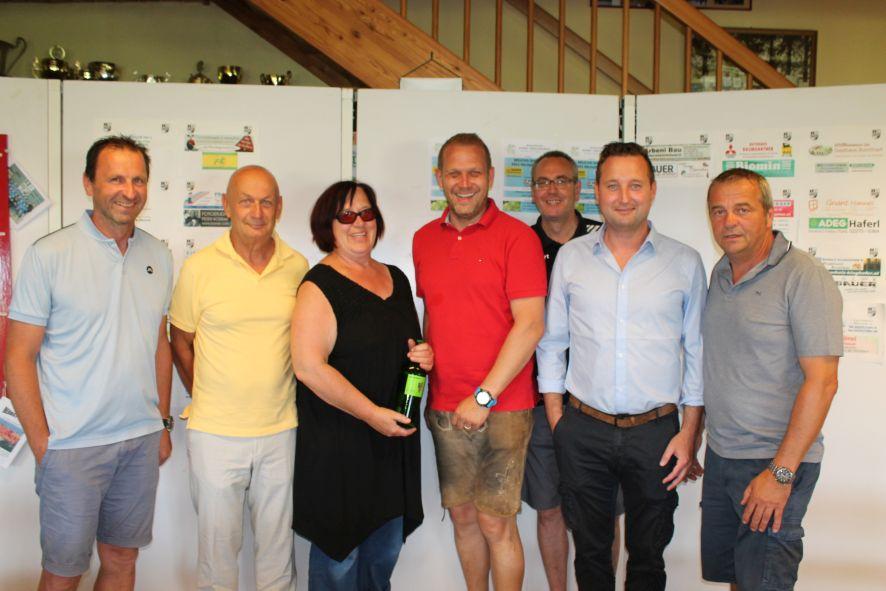 Patronanzen SV Rust gegen USVG Großrußbach